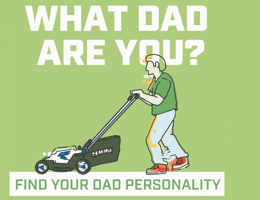 Father's Day Quiz: What's Your Dad Personalityimage