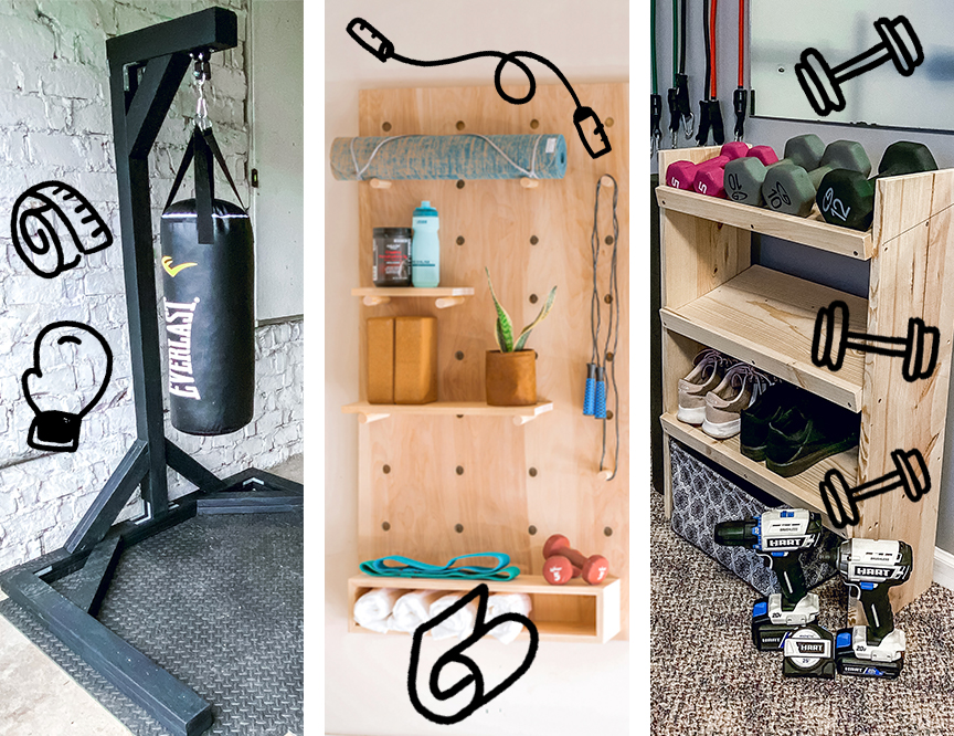 3 DIY Home Gym Projects You Didn't Know You Neededimage
