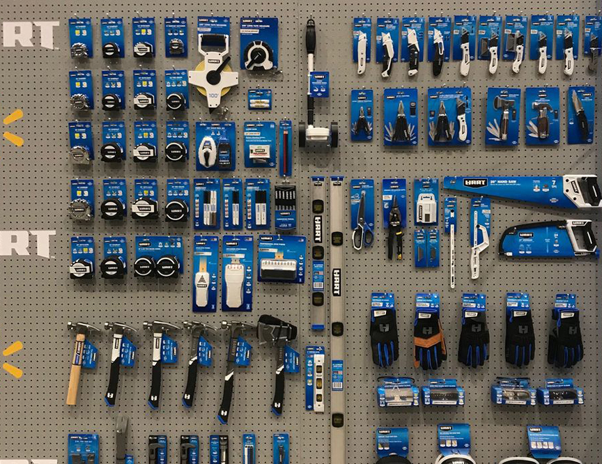 Walmart Launches HART, an Insanely Comprehensive Line of Toolsimage