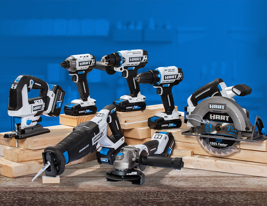 7 Brushless Tools To Take On Your Most Difficult DIYsimage