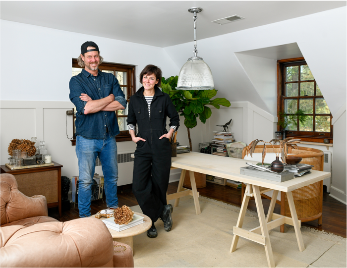 Father's Day Gift Idea: Create a Home Office With Steve & Leanne Fordimage