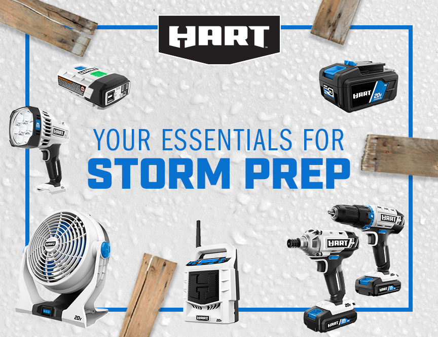 Storm Survival Kit: 11 Essential Toolsimage