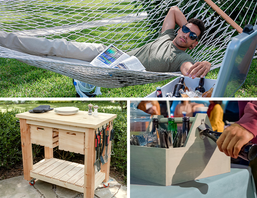 DIYs for Dad: 3 Gifts You Can Build for Father's Dayimage