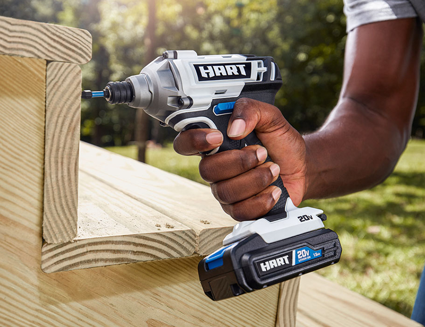 Walmart Releases Hart, a New Line of Tools Made for DIYersimage