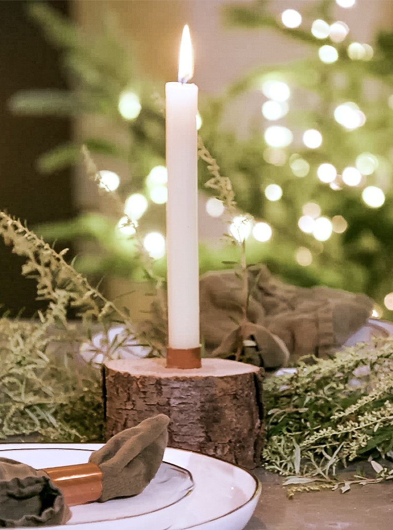 rustic-candle-holder