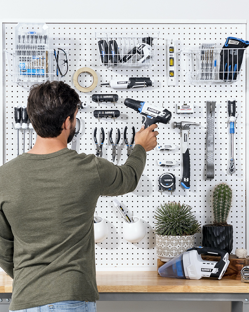 3 Ways to Create the Pegboard of Your (Organizational) Dreams