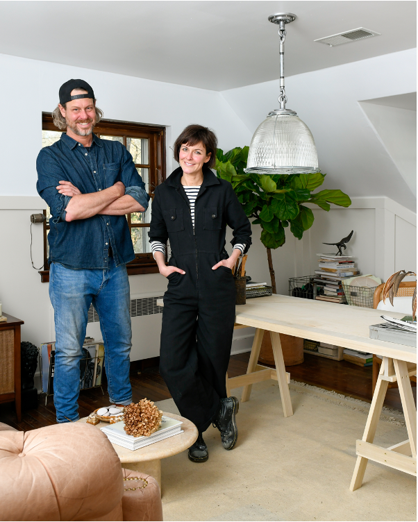 Father's Day Gift Idea: Create a Home Office With Steve & Leanne Ford