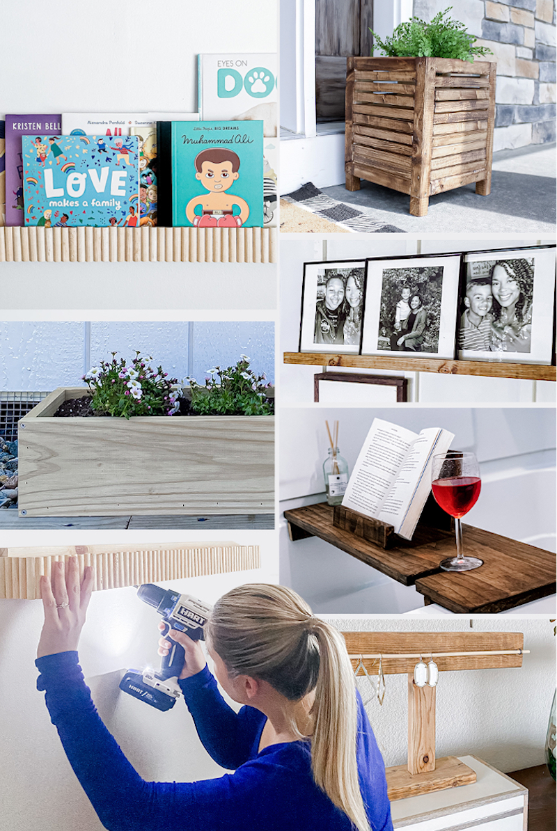 6 DIY Wood Gift Ideas That Mom Will Love (And Actually Use)
