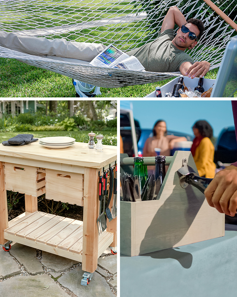 DIYs for Dad: 3 Gifts You Can Build for Father's Day