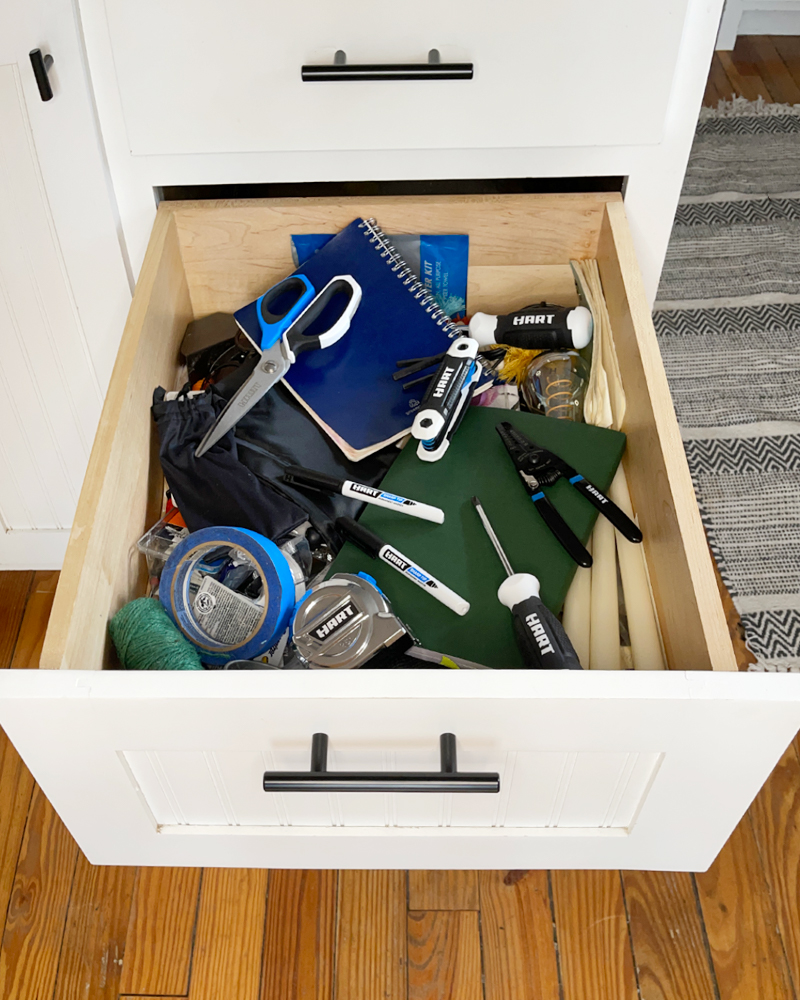 Why We're Taking Back the Junk Drawer