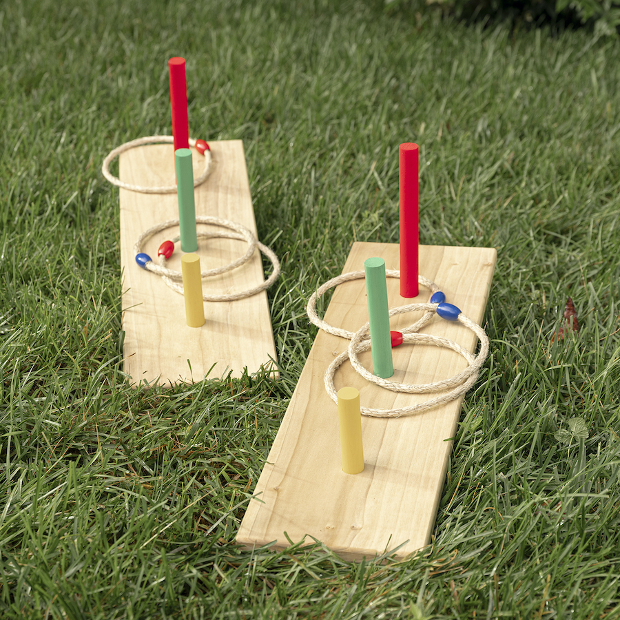 3. DIY RING TOSS