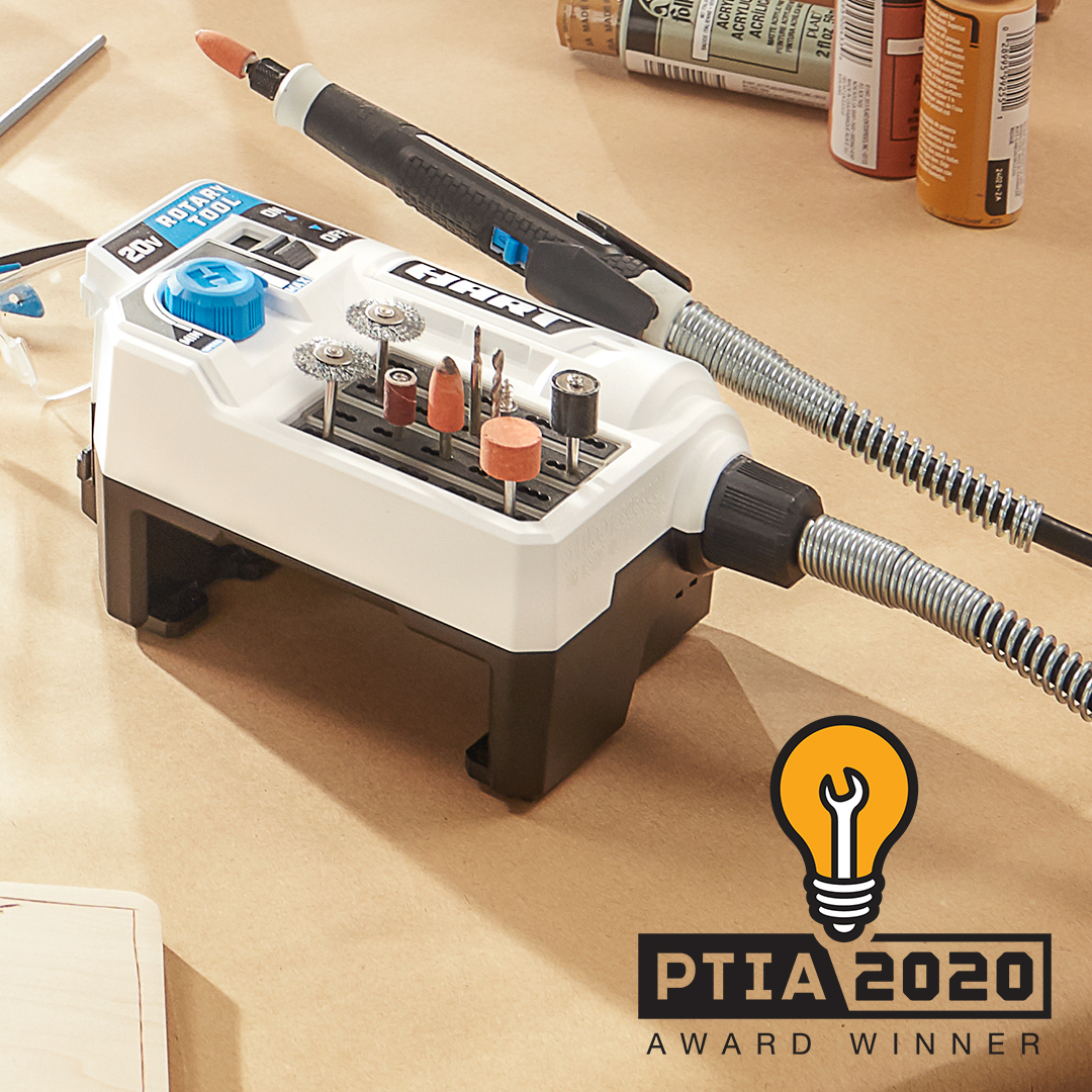 BEST IN CORDLESS ROTARY TOOLS