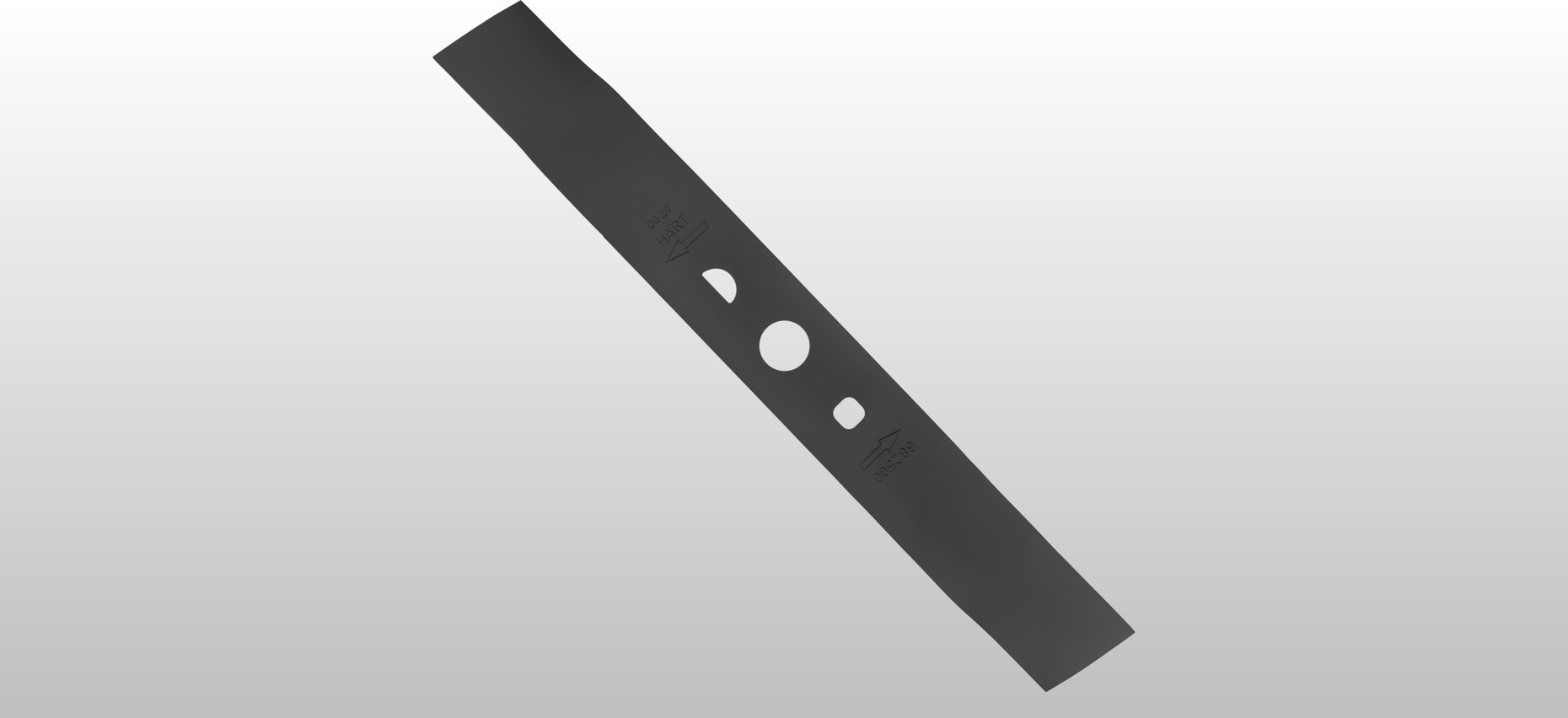 """20V 16"""" Mower Blade Replacementbanner image"""