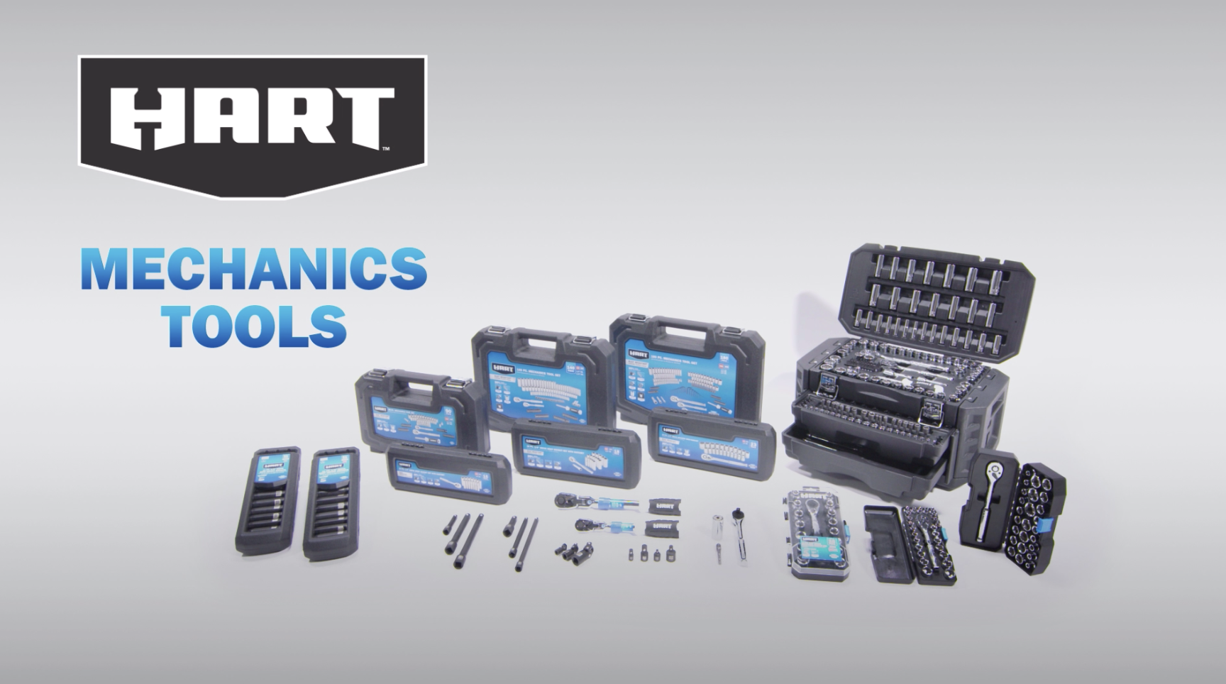 HART Mechanics Tools Sets