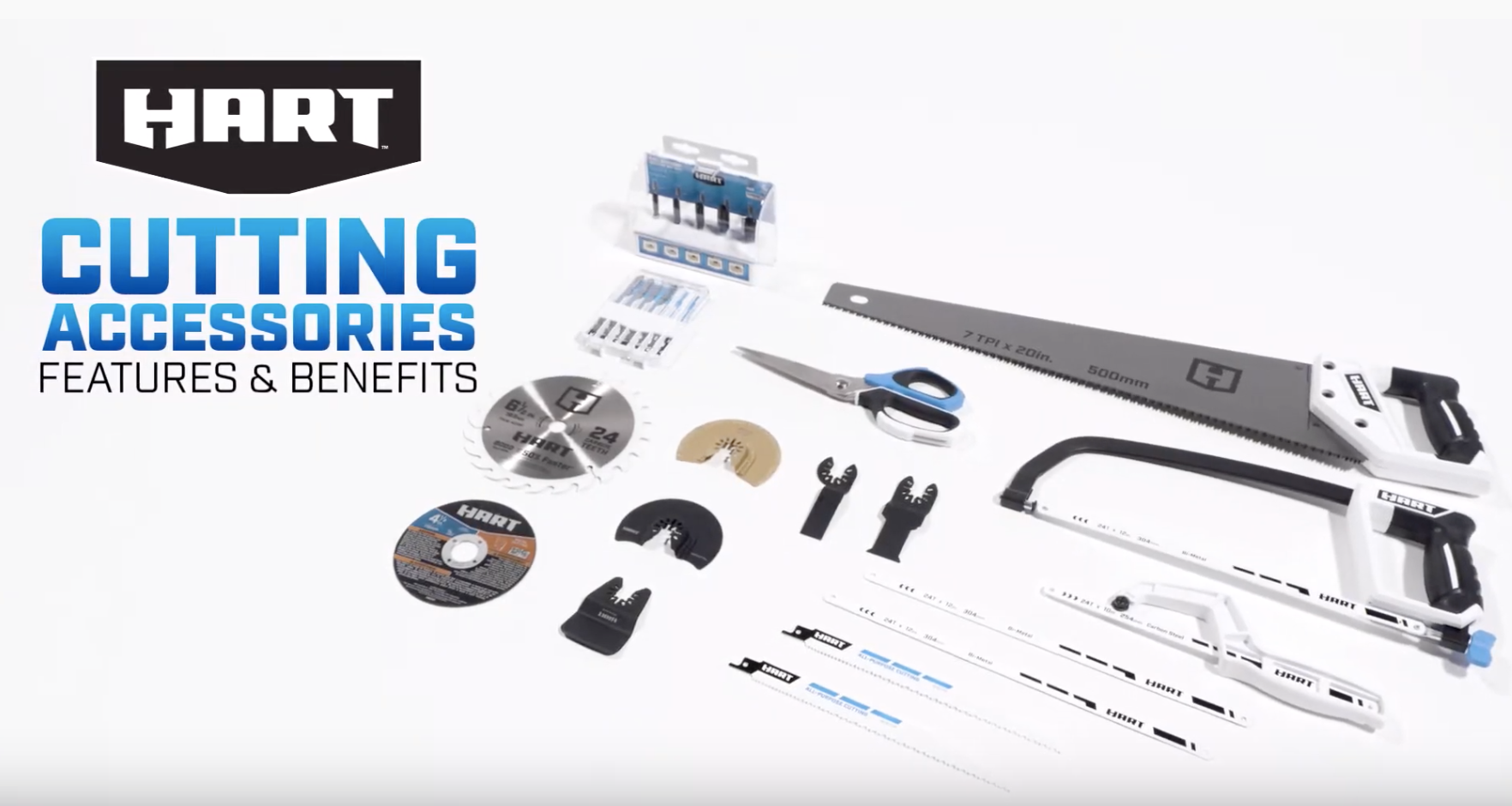 HART Cutting Accessories