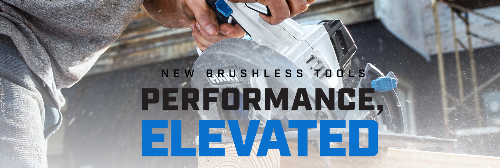 New Brushless Lineup from HART Tools